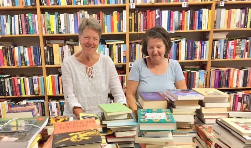 Met de inkomsten uit de verkoop van de boeken steunt Boekenschop allerlei mooie projecten.