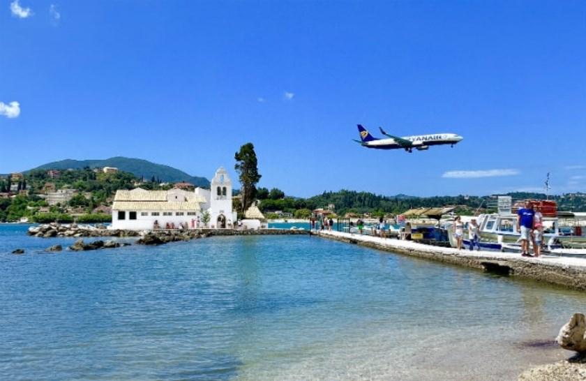 Corfu is dit jaar nieuw in het programma opgenomen (copyright: griekenland.net)