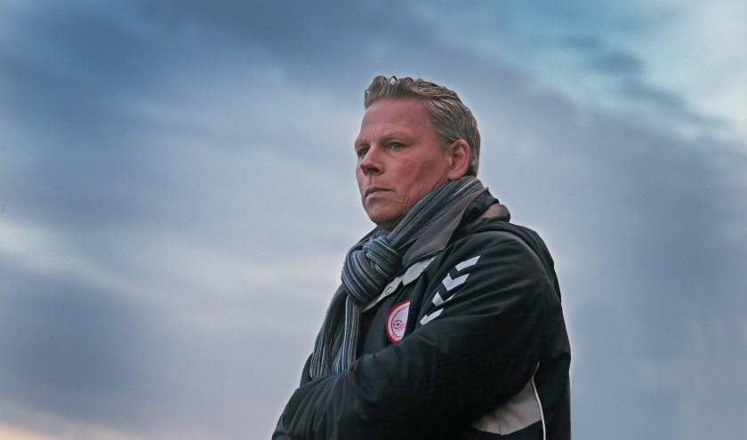 Edwin de Koning gaat komende zomer aan de slag bij zaterdag hoofdklasser Smitshoek (archieffoto: John de Pater)