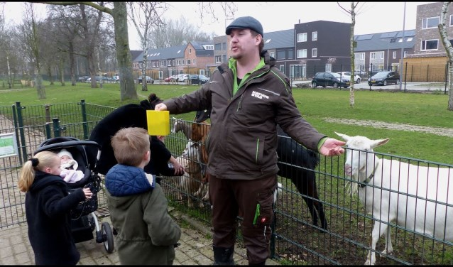 Burendag op kinderboerderij de Oedenstee. Foto: Roel van Deursen © DPG Media