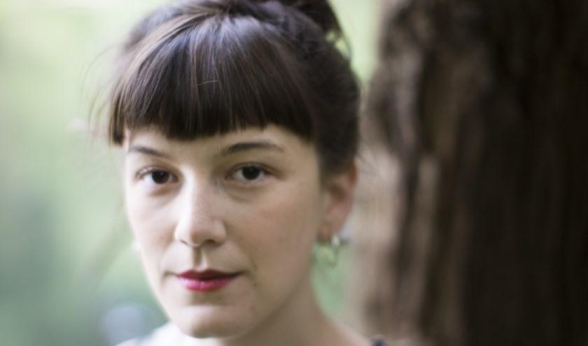 Charlotte Van den Broeck.