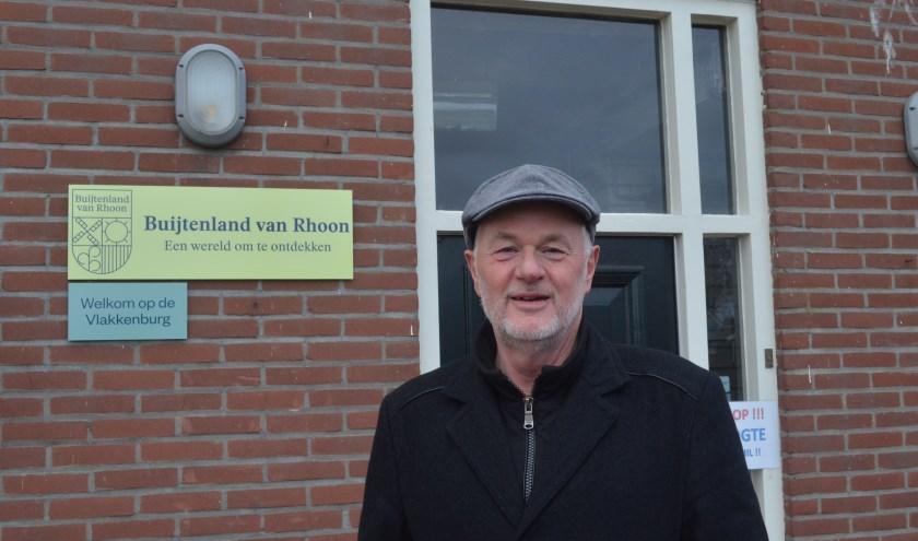 Leendert Wesdorp: 'Wij zijn erg blij met het streefbeeld dat nu voorligt en roepen de politiek op om het bestemmingsplan conform aan te passen'.