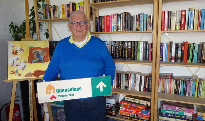 Piet Bezemer is betrokken bij het initiatief. (Foto: Eline Lohman)