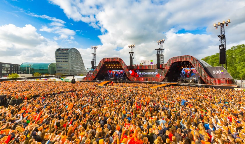 538 Koningsdag 2019 (credits Radio 538)