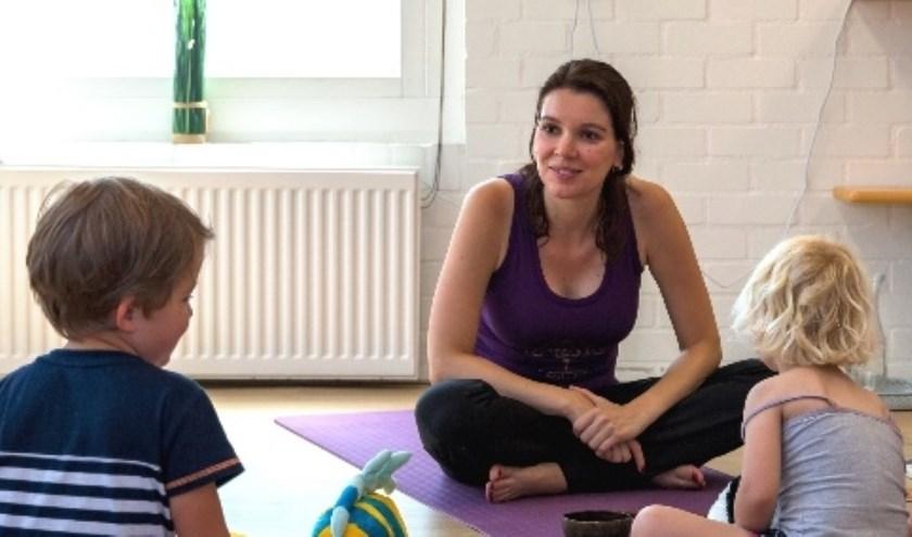 Bewegen is voor kinderen om veel redenen essentieel, volgens de vereniging. (Foto: Privé)
