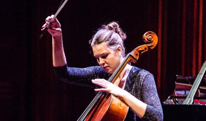 Celliste Eline Hensels.