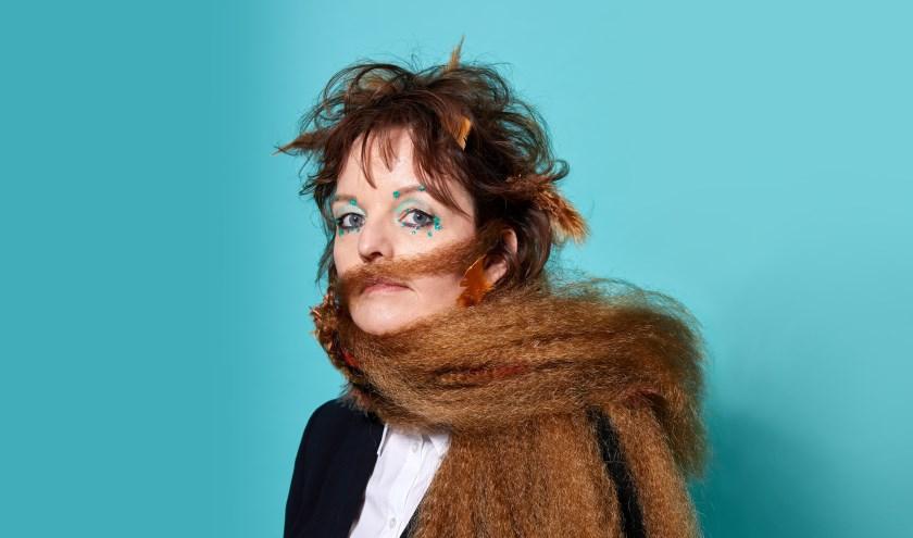 Sanne Wallis De Vries met 'Kom' in Theater De Hofnar