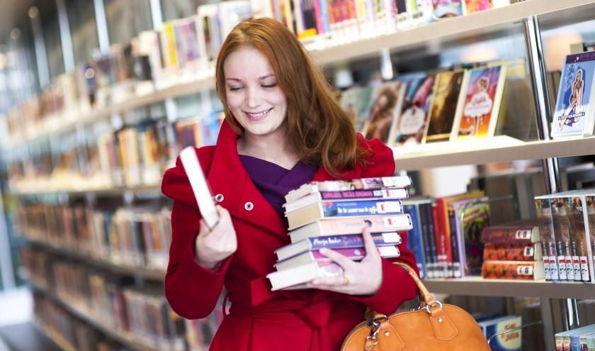 Met een bibliotheekabonnement heb je de mooiste boeken binnen handbereik