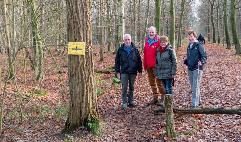 Aanstaande zondag gaat de eerste OLAT winterwandeltocht van 2020 van start bij Prinsenhof in Best.