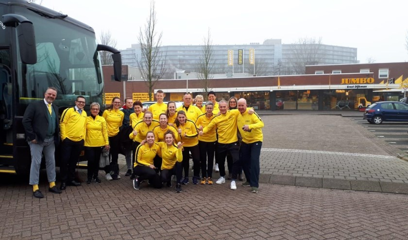 Het Roparun team Jumbo Ernst Dijkman