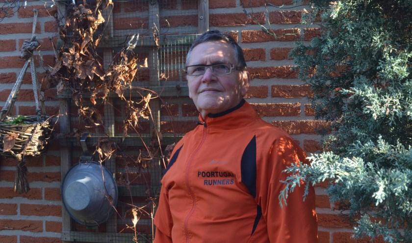 Ger Meijdam: 'Ik ben begonnen met hardlopen in mei 1970 naar aanleiding van een burn-out'.