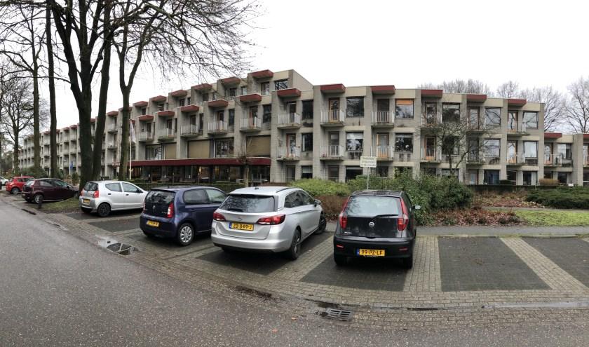 De Dillenburg wordt gesloten maar nog niet gesloopt. (foto: Wijnand Kooijmans)