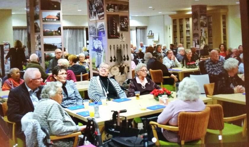 Afbeelding van de oudejaarsavond ingezonden door de bewoners van Siloam.