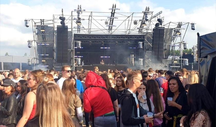 Riverdale Festival bij Goudse Poort
