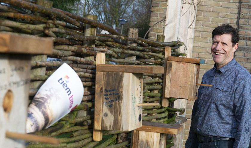 Gerard van Elst uit Epe verruilt baan bij SPV Vaassen voor functie bij Tiem Zwolle. (foto: Dennis Dekker)