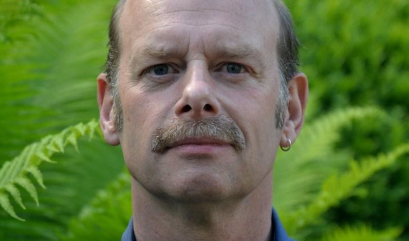 John van der Oost is internationaal CRISPR-Cas deskundige aan de WUR.