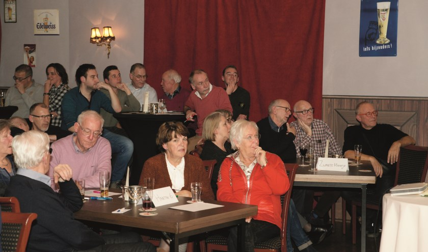 Alle aanwezigen hopen dat de eerste editie van de pubkwis over Westervoort een vervolg krijgt.