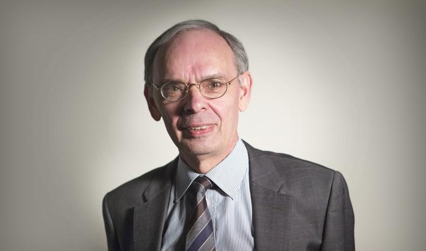 Ds. Henk Poot geeft binnenkort een lezing over het geheim van Israël. (foto: Henk Visscher)