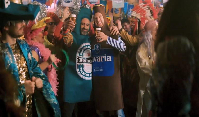 Het 'vredes-duo' uit de Bavaria-campagne