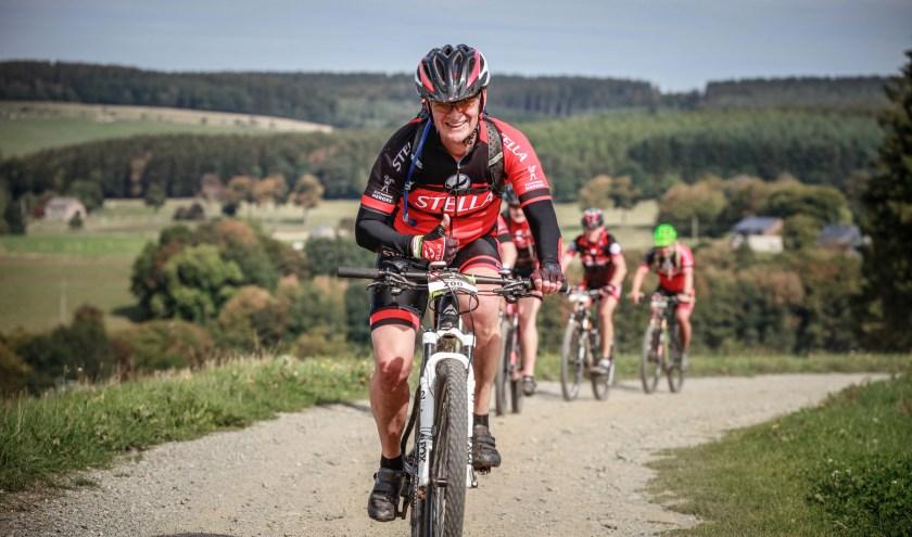 Wim Verdouw fietst in 2020 weer mee met Duchenne Heroes.
