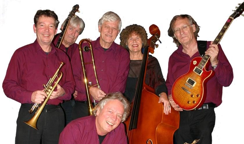 Farmhouse Jazz & Blues Band komt spelen in Valkenswaard.