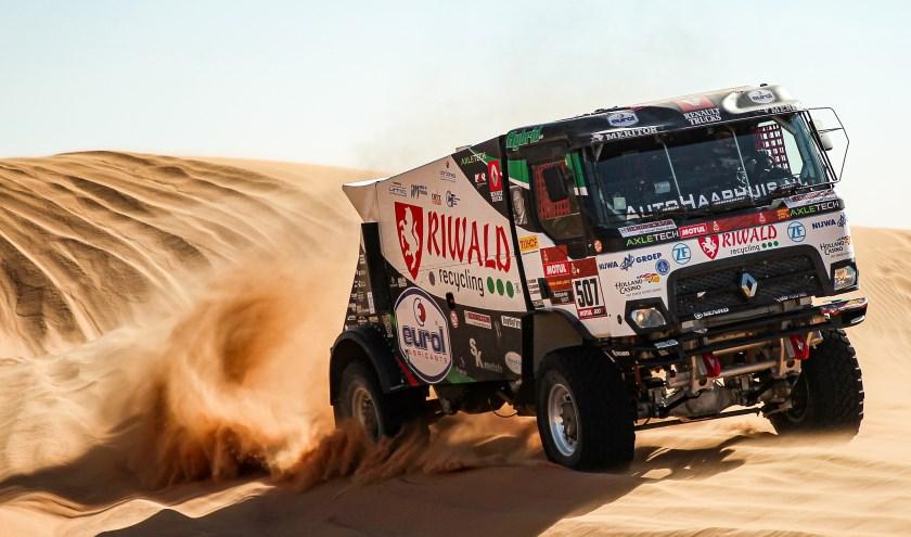 Nog drie etappes voordat het Riwald Dakar Team aan de finish van Dakar2020 is