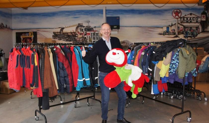 """Arthur Bouw: """"Stichting de Blije Gift is op zoek naar vrijwilligers. Met elkaar kunnen we wat doen voor een ander."""" Aanmelden via www.blijegift.nl (Foto: Thea van der Raaf)"""