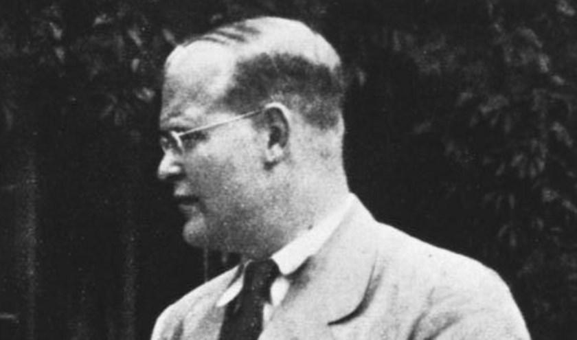 Theoloog Dietrich Bonhoeffer.