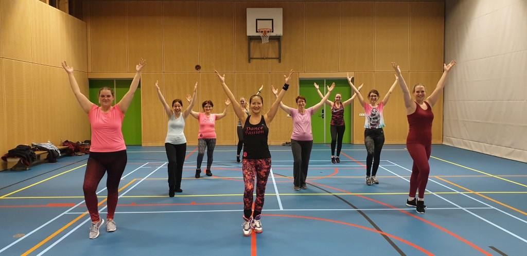 Zumba Enschede Foto: Dance Passion © DPG Media