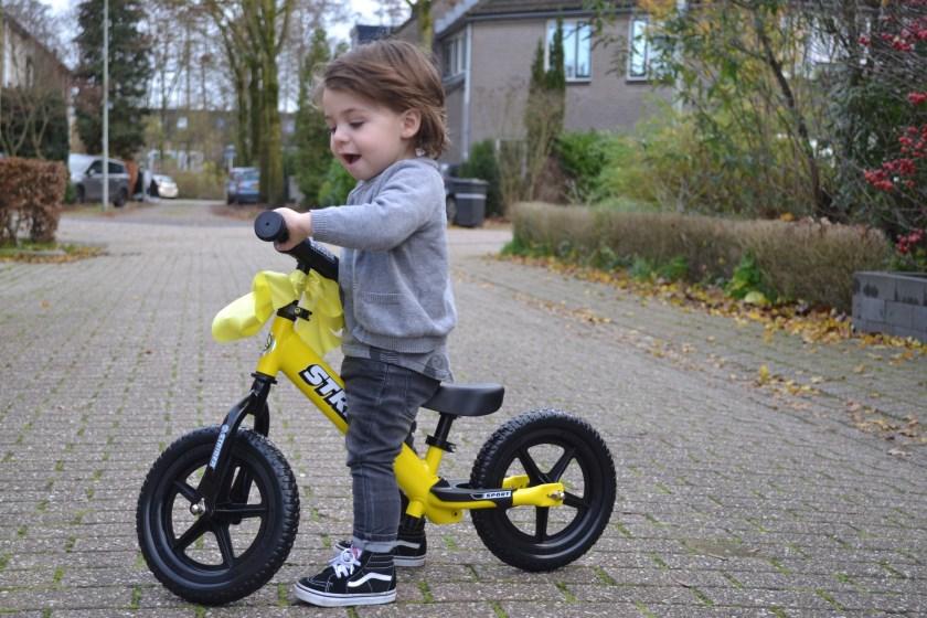 Het Amerikaanse loopfietsmerk Strider Bikes zoekt deze maand Strider-ambassadeurs in de provincie Zeeland.