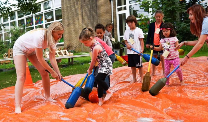 In het jeugdcentrum is buiten schooltijden en in het weekend ruimte voor diverse activiteiten.
