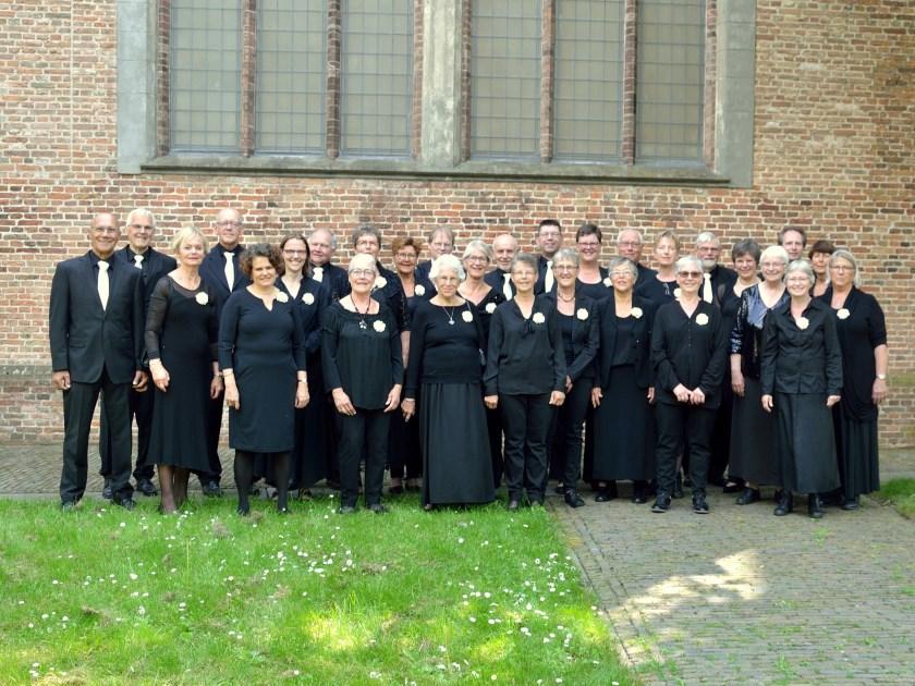 Chr. Oratoriumkoor Woerden. Foto: Henk Wit