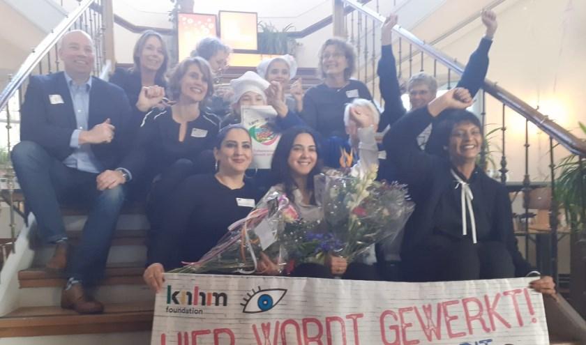 In Utrecht ging de winst naar Wereldkeuken uit Nieuwegein. Eigen foto