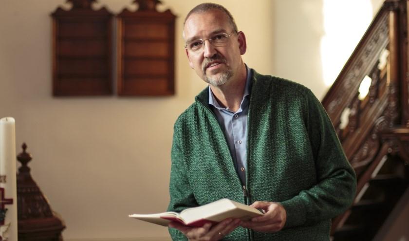 Vanaf zondag 2 februari houdt pastor Rob Nijhoff iedere eerste zondag van de maand een themadienst. (foto: GKv Duiven-Velp)