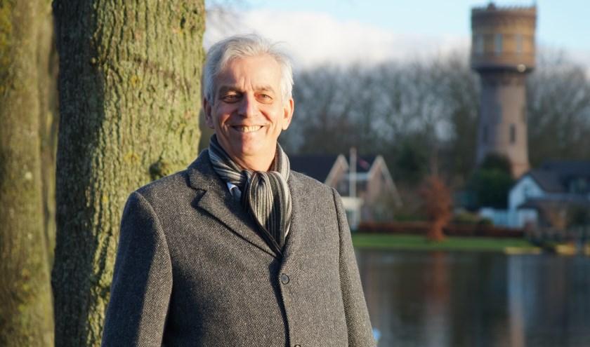 """Arjen Draisma wil nooit meer weg uit Woerden. """"Het houdt het midden tussen dorp en stad, we kijken hier naar elkaar om en dat is een kwaliteit."""""""