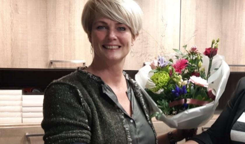 Sabine ten Holder van Seesing Personeel.