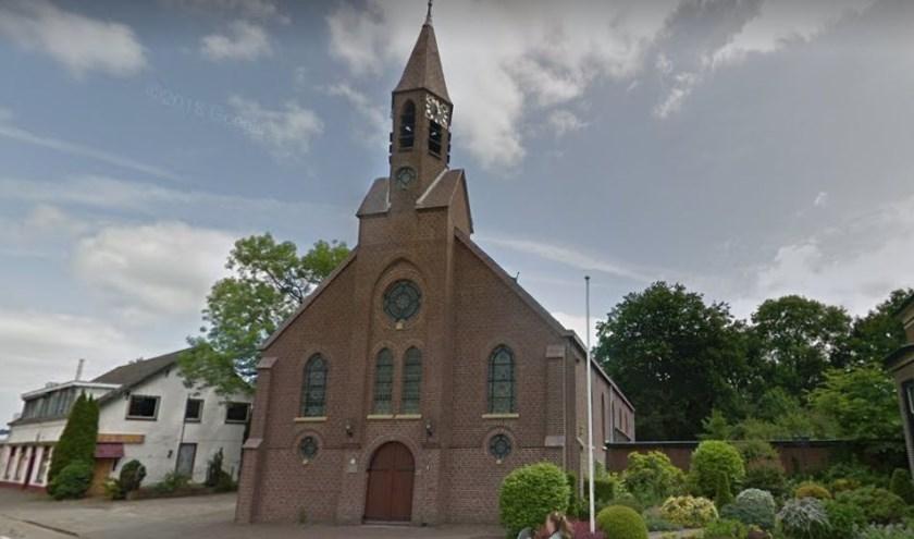 Sint Martinuskerk in Wijnbergen.