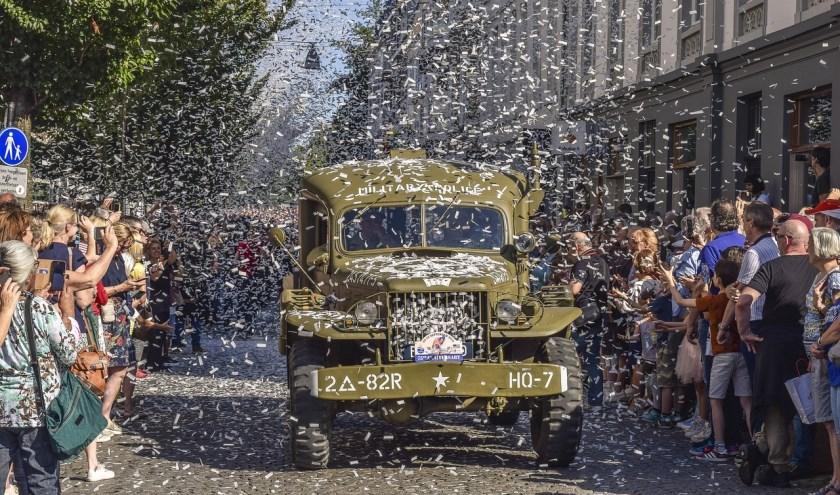 De bevrijding wordt elk jaar groots gevierd en dit jaar zorgt de regiegroep voor een speciale viering