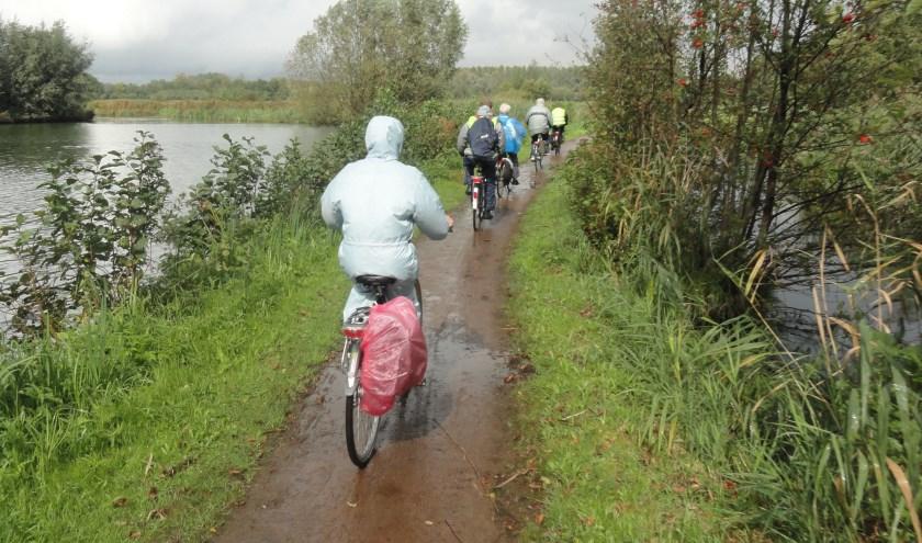 Op regen kun je je kleden! Het regent bovendien minder vaak dan je denkt.