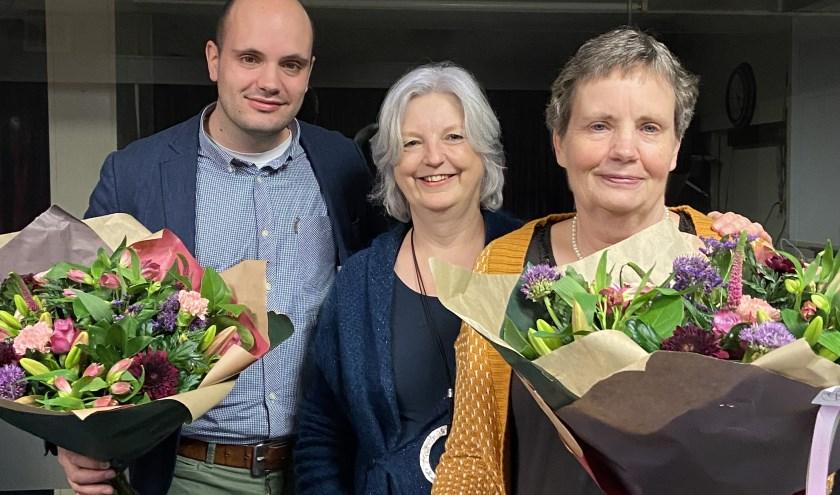 Van Kuyck-Bos en Van Kuyck zijn allebei tienjaar vrijwilliger.