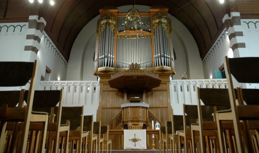 De documentaire 'Vol op het orgel' is vanaf maandagavond 13 januari te zien op televisie bij Studio Alphen.