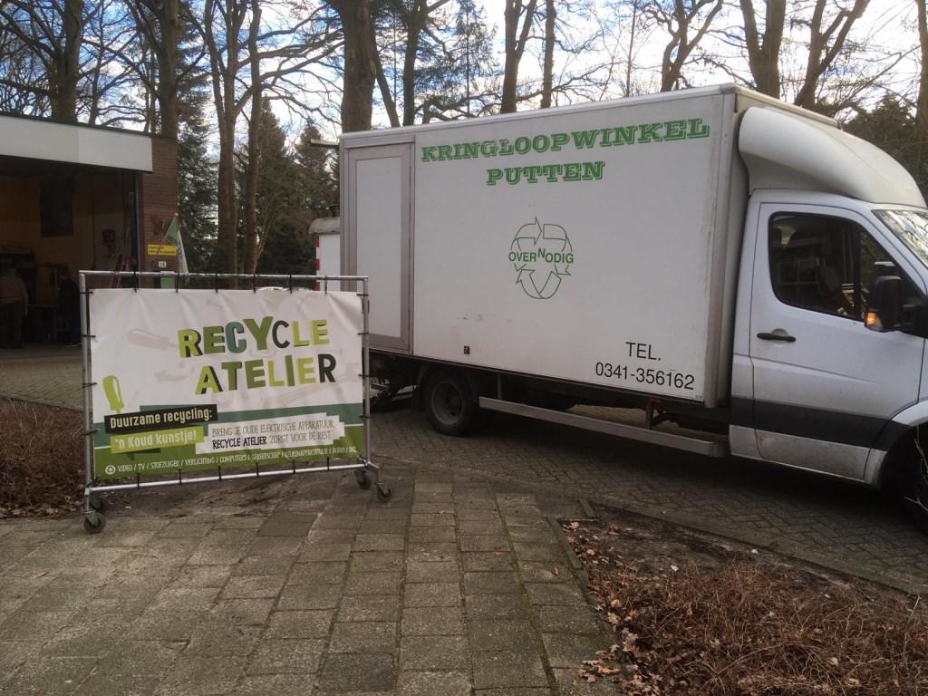 Over / Nodig Putten Recycle ,sHeerenloo Foto: theo vd Hombergh © DPG Media