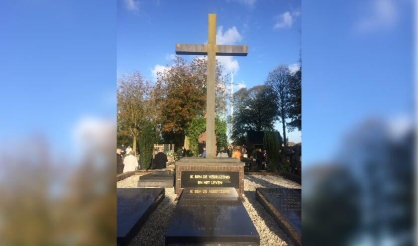 Begraafplaats Antonius-Ulft