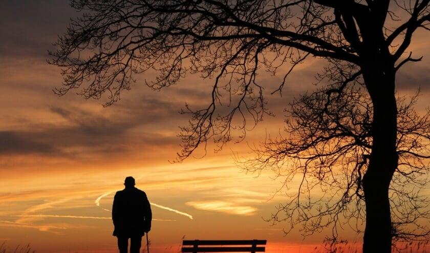 <p>Corona en eenzaamheid. FOTO: PixaBay.</p>