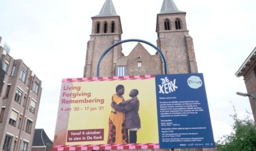 <p>Museum Arnhem zet zaterdag 24 oktober De Kerk in blauw licht ter ere van 75 jaar Verenigde Naties.&nbsp;</p>