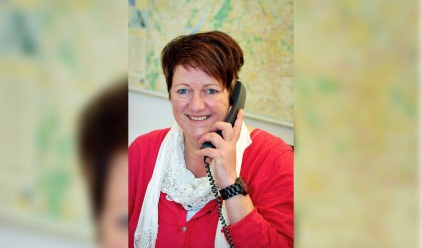 Carola Schroer, adviseur bij het GrensInfoPunt van de Euregio Rijn-Waal