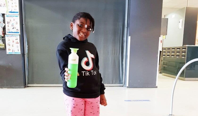 <p>Emanula is een van de enthousiaste deelnemers aan GO!</p>