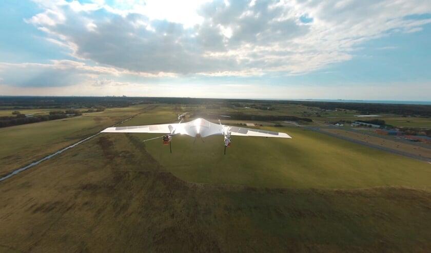 <p>De solar drone van Avy zorgt voor duurzame en schonere luchtvaart.</p>