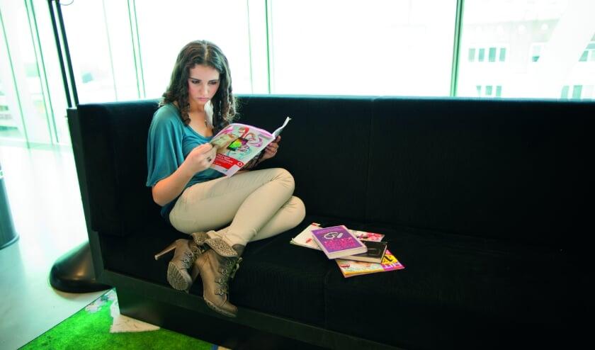 Lezen is een geliefde bezigheid tijdens de coronapandemie