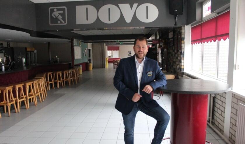 <p>Jan-Willem de Groot bedankte recentelijk voor functie als voorzitter van DOVO. (Foto: Henk Jansen)</p>